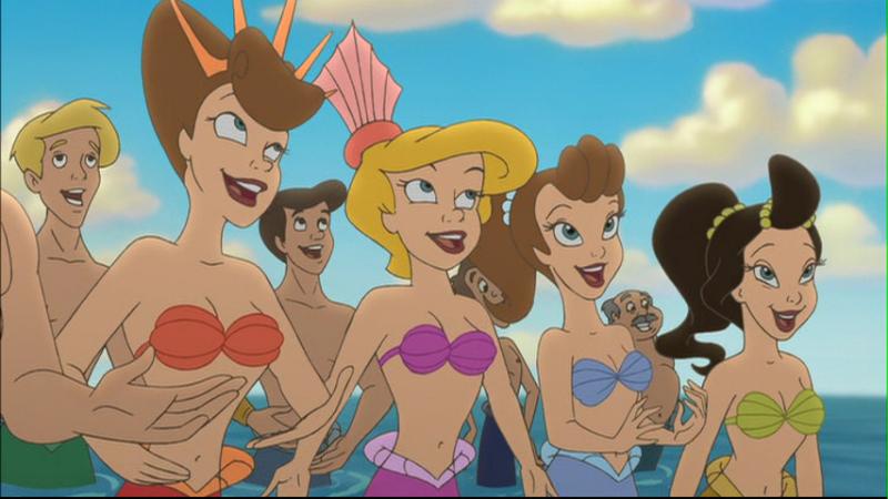 La Petite Sirène 2 : Retour à l'Océan [DisneyToon - 2000]  - Page 11 Vlcsnap-329223
