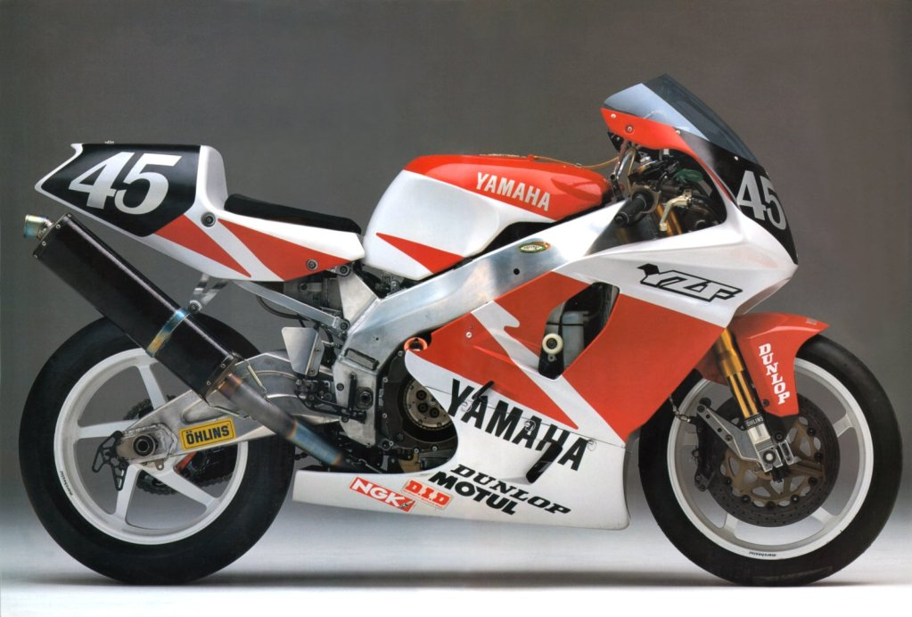 Yamaha 750 YZF  - Page 2 YZF750-works-endurance-version