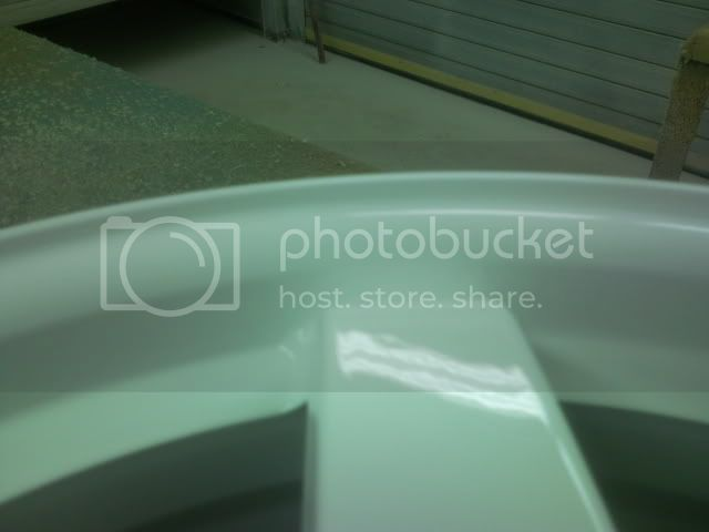 Wheel Refurbishment, Paint & Polishing P100309_203321