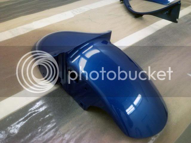Wheel Refurbishment, Paint & Polishing P100511_161135