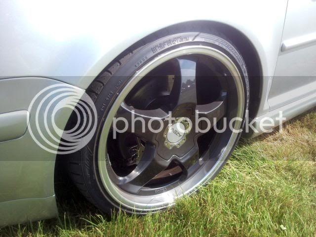 Wheel Refurbishment, Paint & Polishing P100627_104724