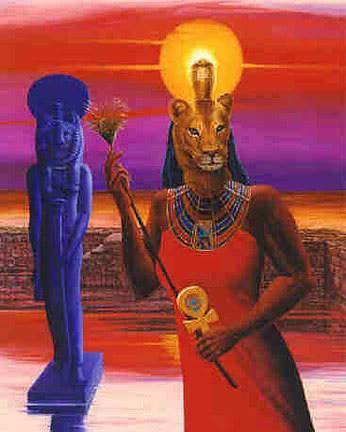 Sekhmet Sekhmet
