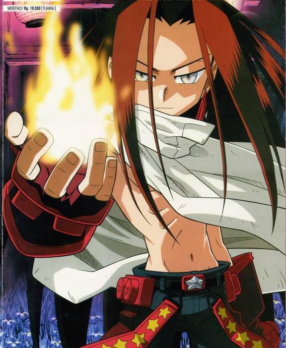El peor enemigo del anime! AsakuraHao2