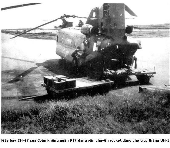chiến tranh biên giới Tây Nam CH47
