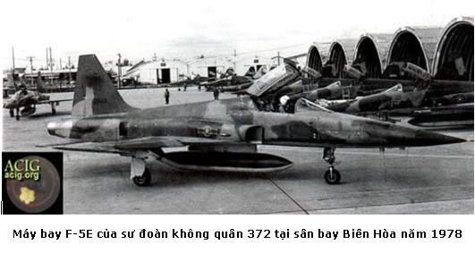 chiến tranh biên giới Tây Nam F-5