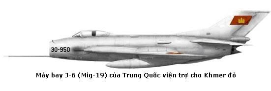 chiến tranh biên giới Tây Nam J-6