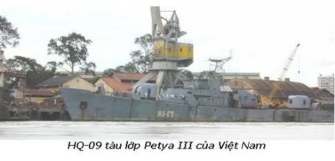 Khả năng Quân Sự Nước Nhà HQ-09