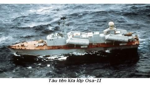 Khả năng Quân Sự Nước Nhà OSA-2