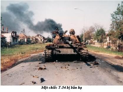 Vietnam War 1954-1975 T-54-5