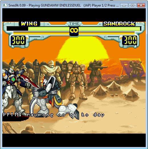 Gundam Wing Endless Duel Online 9