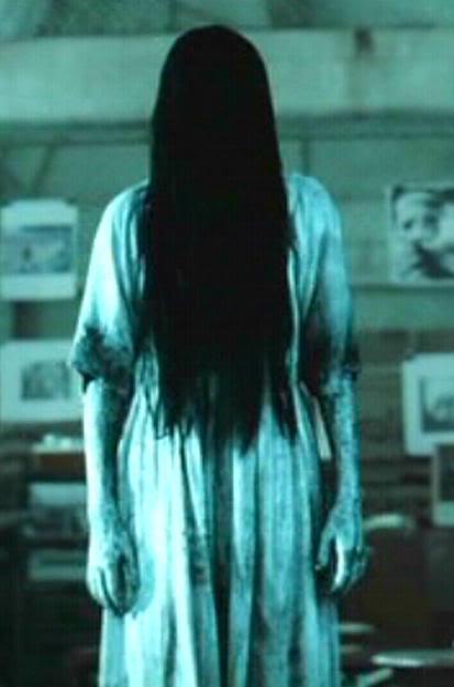 Les meilleurs monstres? (films, jeux, littérature...) Samara
