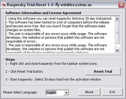 قل وداعا لمشكلة بلاك ليست BlackList لمفاتيح كاسبرسكي KasperSky بهذه الأدات الصغيرة Kaspersky
