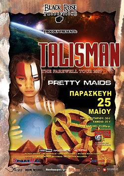 Official Tour 2007 Poster TalismanPoster_Small