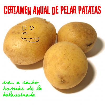 Os voy a contar cosas sobre mi pueblo ^^ Patata