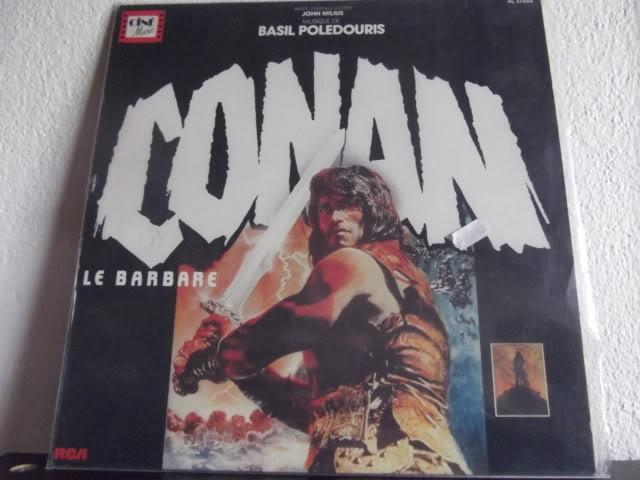 Conan - La Musique (et ses dérivés) - Page 7 ConanLp