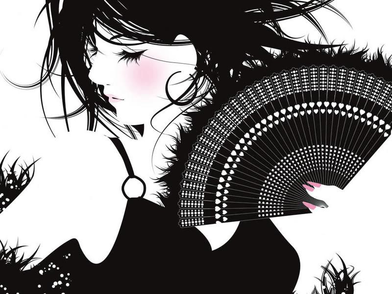 Kyouna, Tsuki {The Mist's Guiding Light} -WIP- BW_Fan_Girl