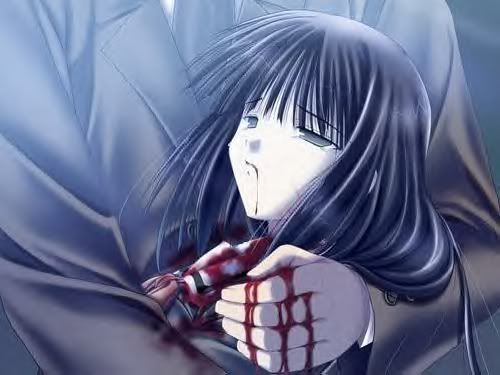 انمي blood Blood