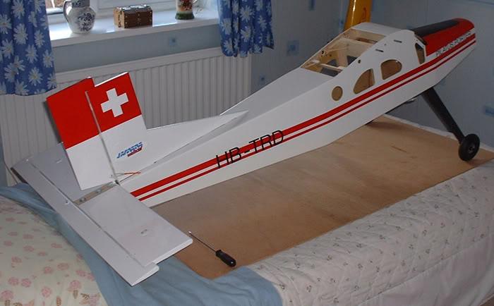 """Pilatus Turbo Porter 96"""" Pilatus1"""