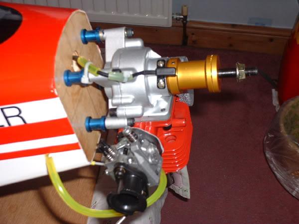 "Pilatus Turbo Porter 96"" Pilatusenginea"