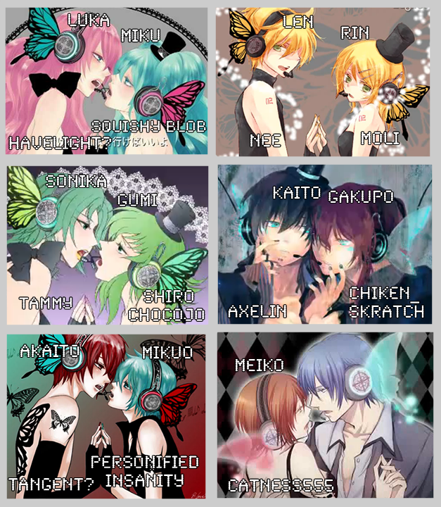 Magnet Vocaloid Group 2010 [BALL && BIG IMAGES] Wholepictureforonce
