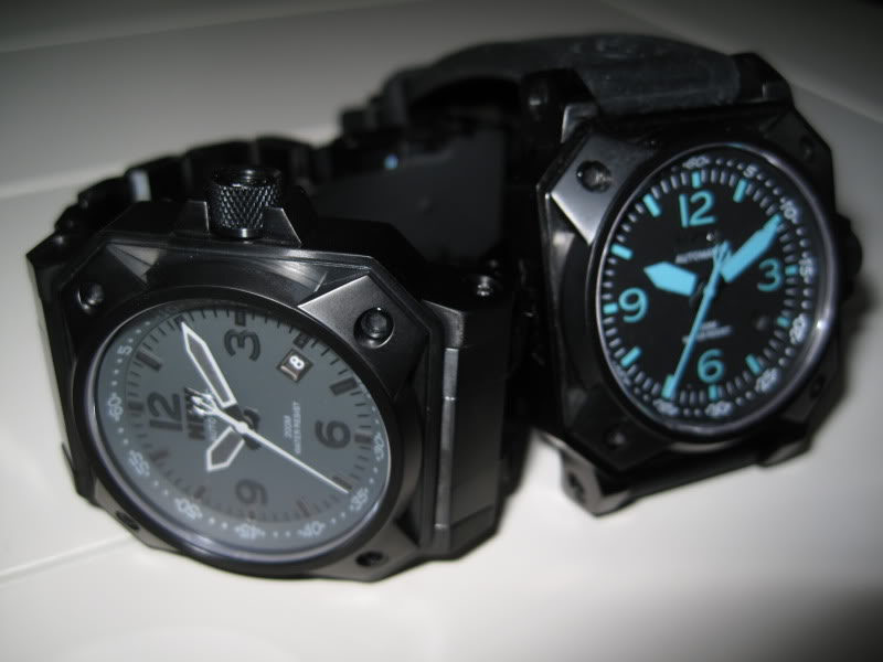 New AutoPilot Stealth and Black & Blue 100_3107