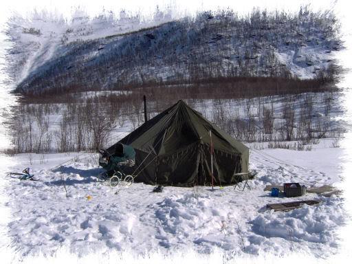 10 man arctic tent Utehelg1