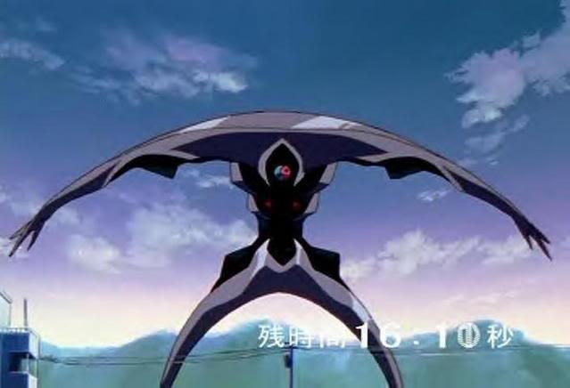 neon genesis evangelion anime 7IsrafeltheseventhAngelinonepiece