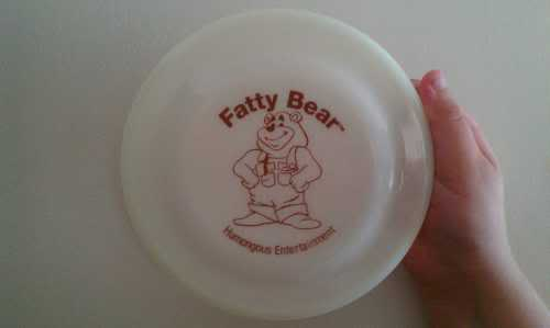 Fatty Bear's Birthday Surprise - Original Release Gallery *LARGE IMAGES* FBfrisbee