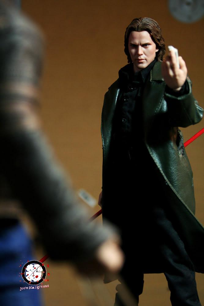 [Custom da Semana] Figura 1/6 Gambit X-men Origins Wolverine Gambit-2