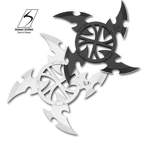 Rykiske's Zanpakto (Finished) Shuriken