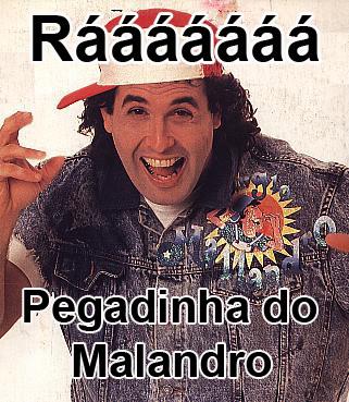 Clube do Vício ContraBaixo BR Pegadinha-do-malandro