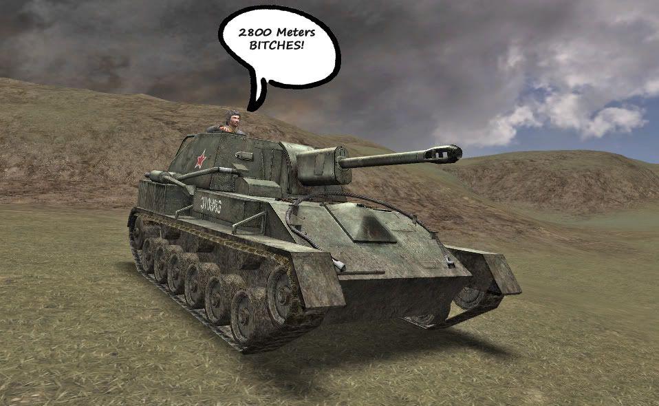 Sergei And The Might of the SU-76 Sergei2copy