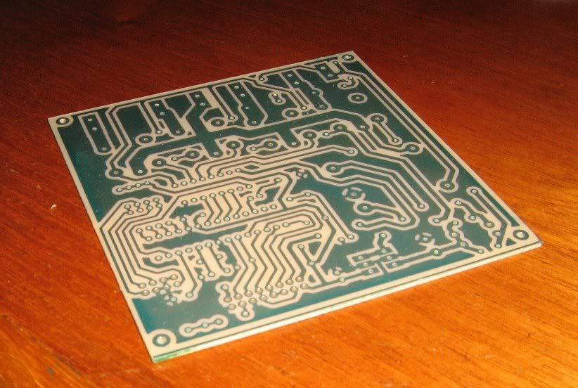 Placa circuito impresso fotografico 93