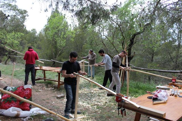 Curso de Construcción de Arcos del 22 al 24 de abril IMG_8093