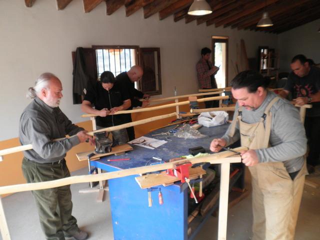 Fotos Curso Construcción Arcos PC060060