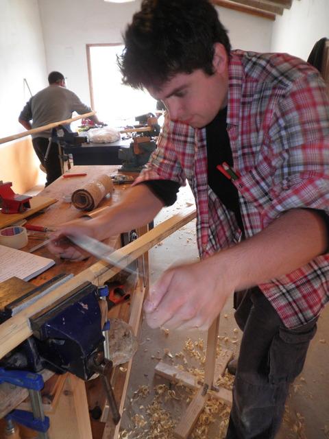 Fotos Curso Construcción Arcos PC060071