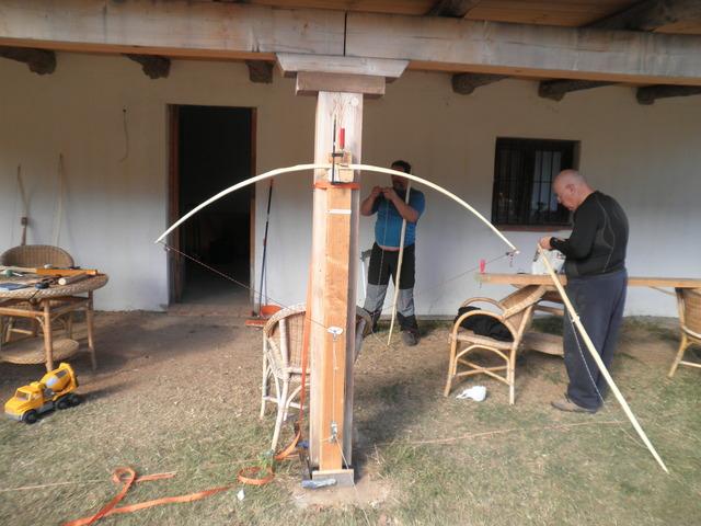 Fotos Curso Construcción Arcos PC080105
