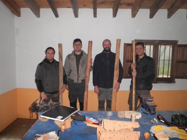 Curso de Construcción de Arcos P3200458