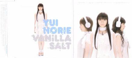Toradora! ED Single - Vanilla Salt [Horie Yui] Case01-2-1