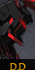 Dark Devastation 35x70