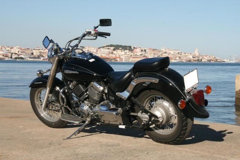 Drag Star 650cc Classic  (XVS 650), toda de origem. Drag