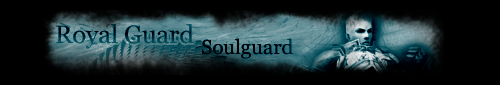 Applying for RoyalGuard Soulguardsiggy