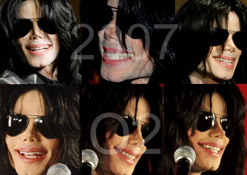 It was Michael at the 02 conference... Thesmiletheteeth