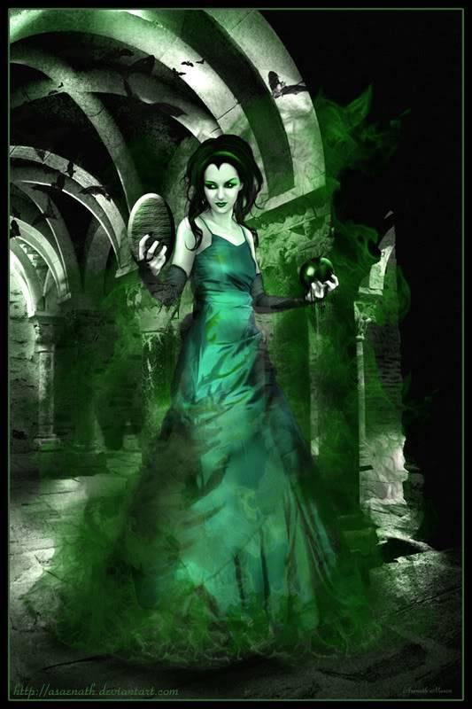 Оприличете предния с картинка Evil_Witch_Queen_by_Asaenath