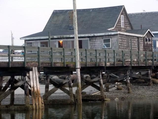 Le Maine...là où vit Stephen King. Sept08Oldorchard176