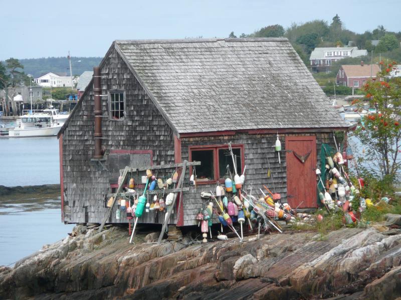 Le Maine...là où vit Stephen King. Septembre2009093