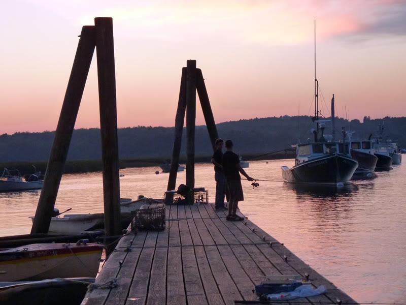 Le Maine...là où vit Stephen King. Septembre2010052