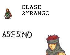 "Clase 2ºrango""Asesino"" Asesinobeta"