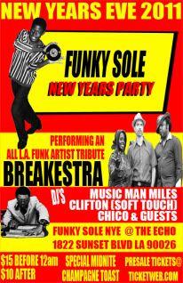 Breakestra (Soul from L.A.) - Live La Defense 26/03/2012 FSNYEWEB