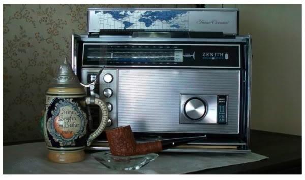 Any Ham Radio Operators? Stilllifeno5